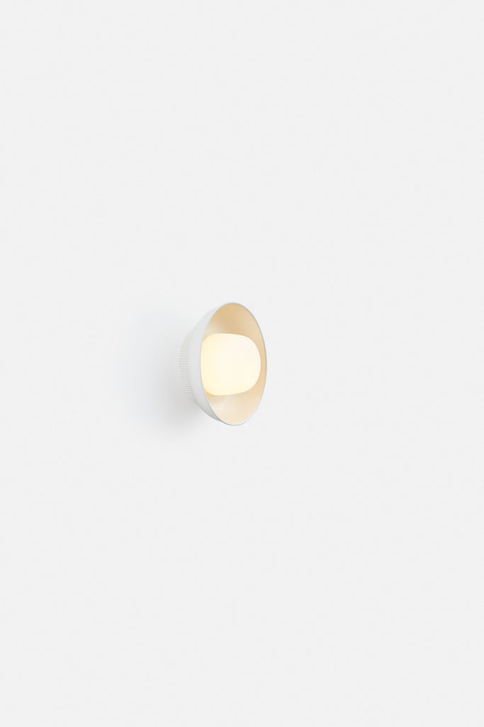 Hoist Sconce Small - White