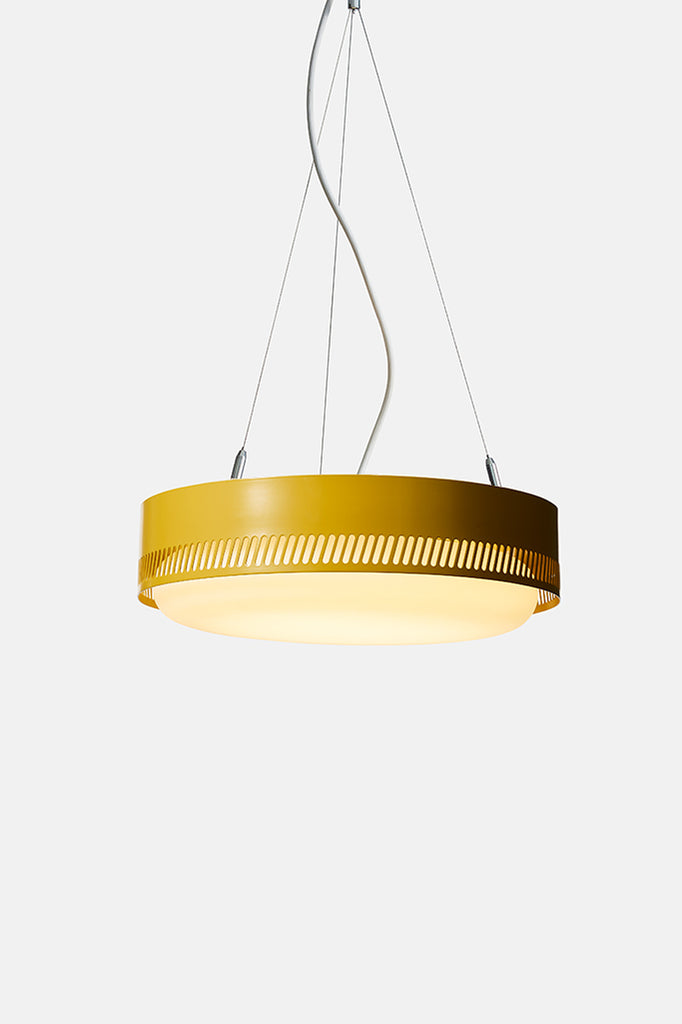 Centro Direct/Indirect Pendant - Ochre Yellow