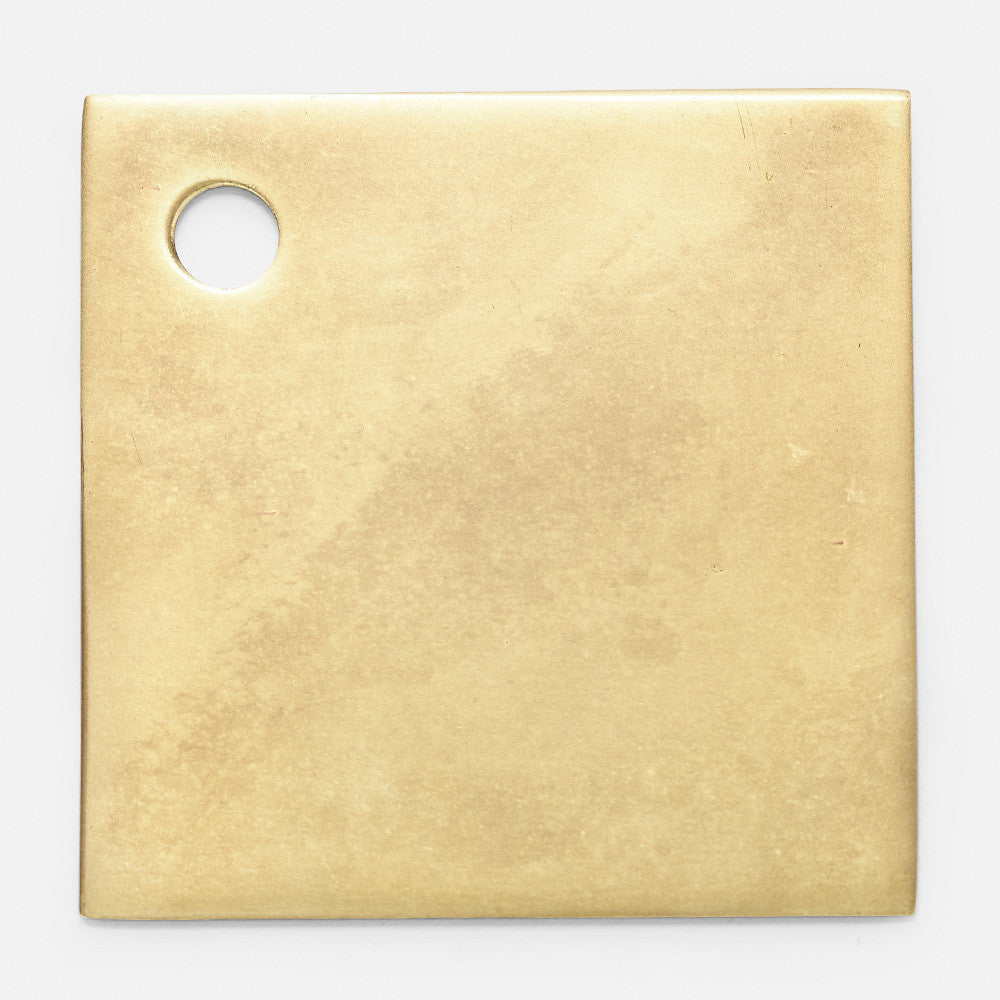 Mottled Brass