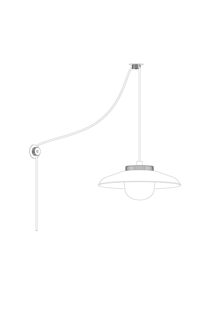pin scandinavian minimalist white pendant light kalmar