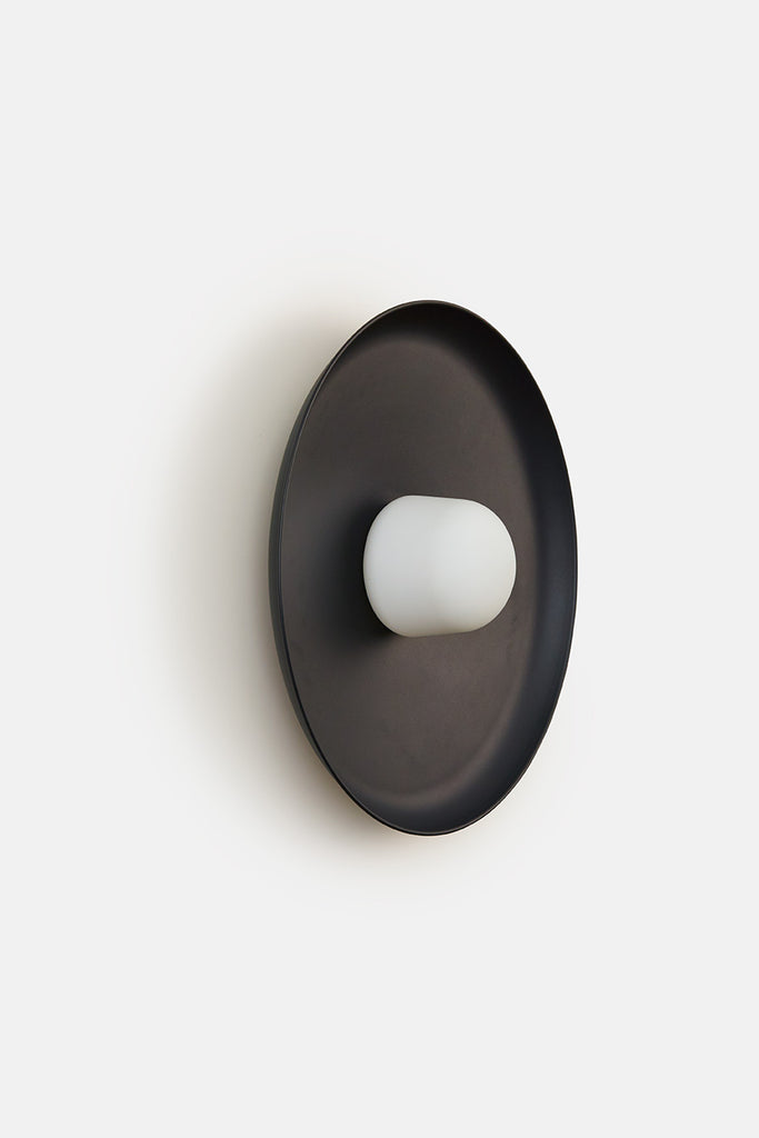 Hoist Sconce Large - Black
