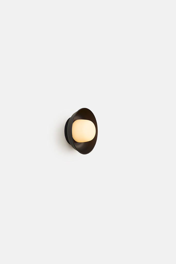 Hoist Sconce Small - Black