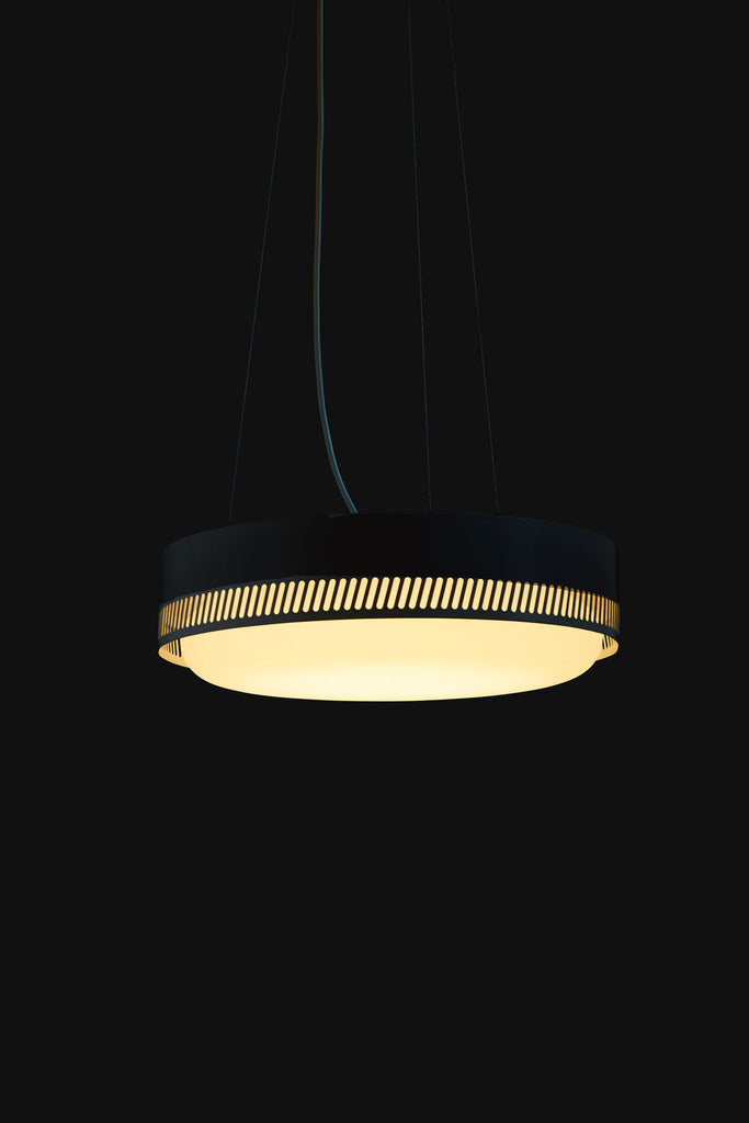 Centro Pendant - Matte Black (Ready to Ship)