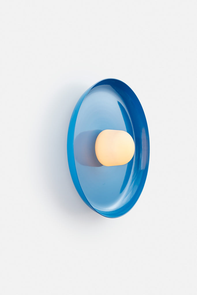 Hoist Sconce Large - Blue