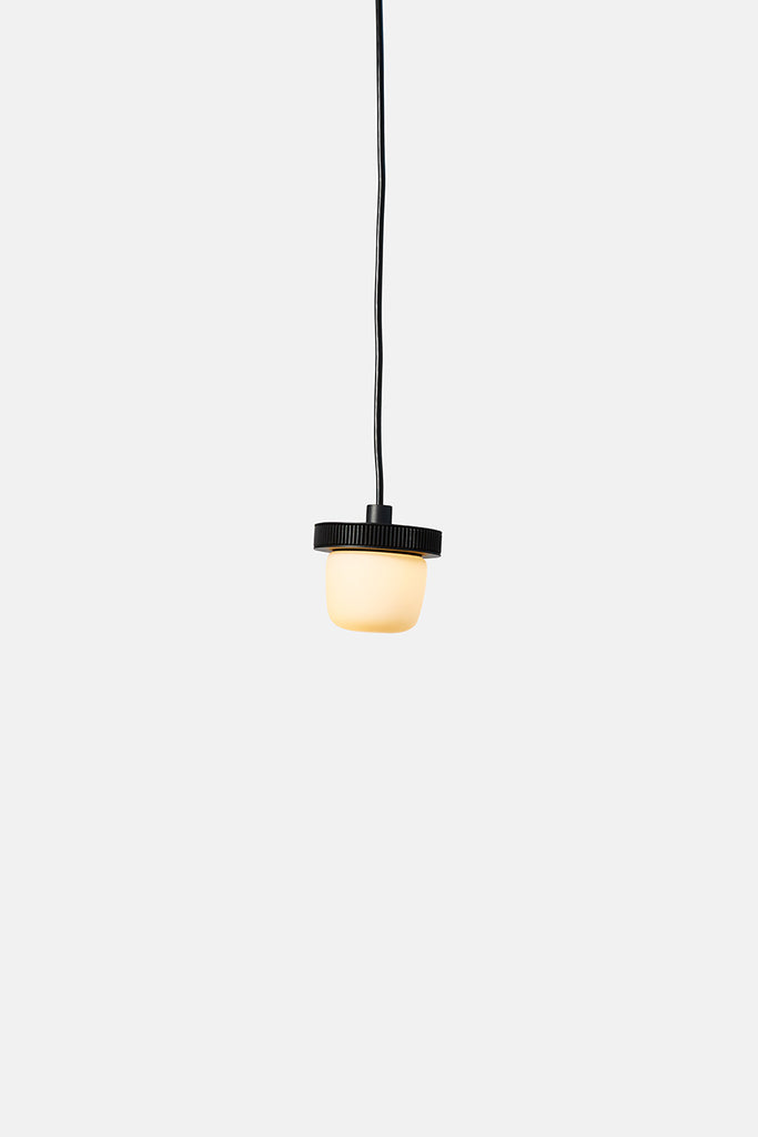 Hoist Pendant Bare Small - Black