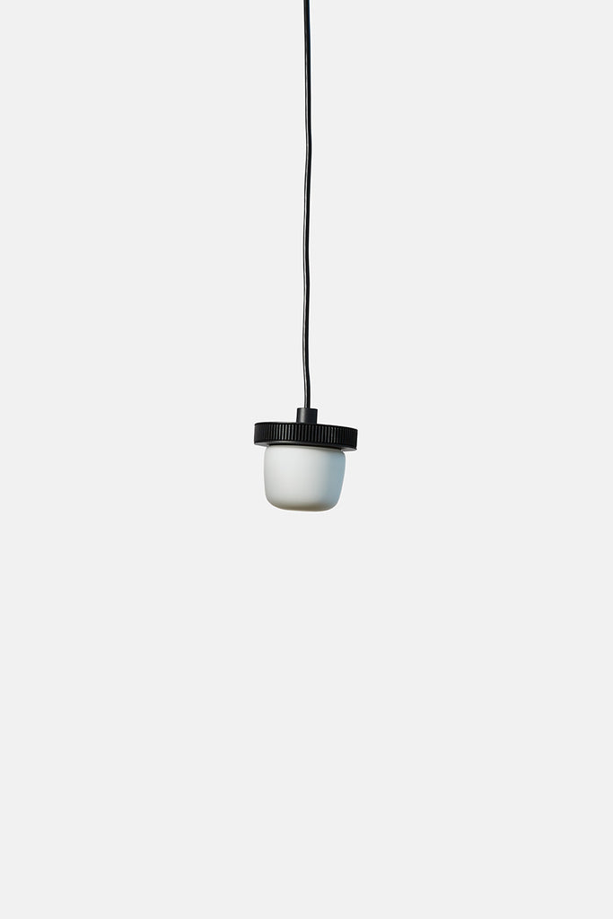 Hoist Pendant Bare Small - Black (Ready to Ship)