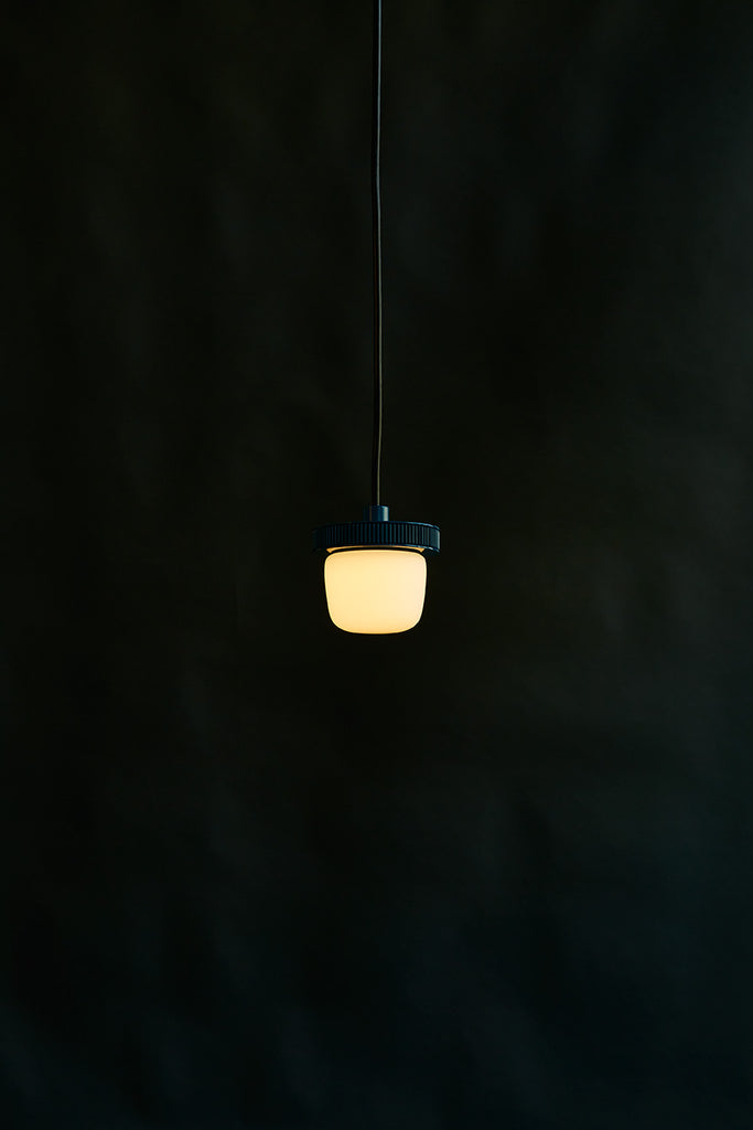 Hoist Pendant Bare Small - Blue (Ready to Ship)