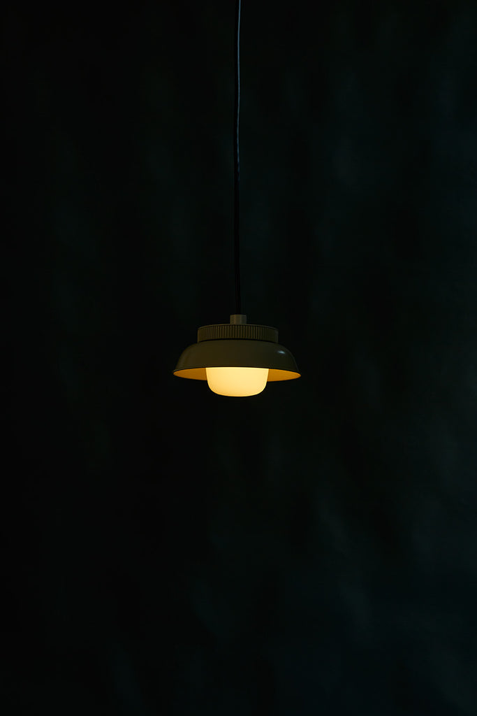 Hoist Pendant Small - Cream White (Ready to Ship)
