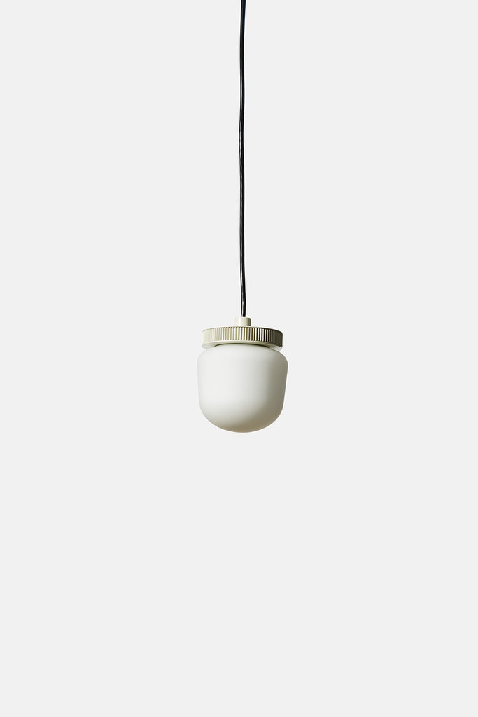 Hoist Pendant Bare Medium - White