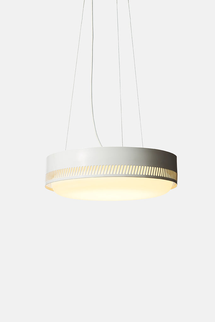 Centro Direct/Indirect Pendant - Matte White