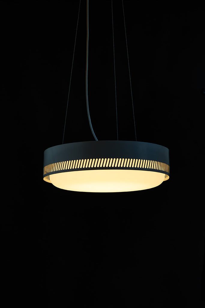 Centro Pendant - Matte White (Ready to Ship)
