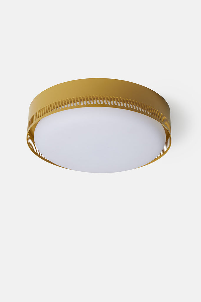 Centro Flush Mount - Ochre Yellow
