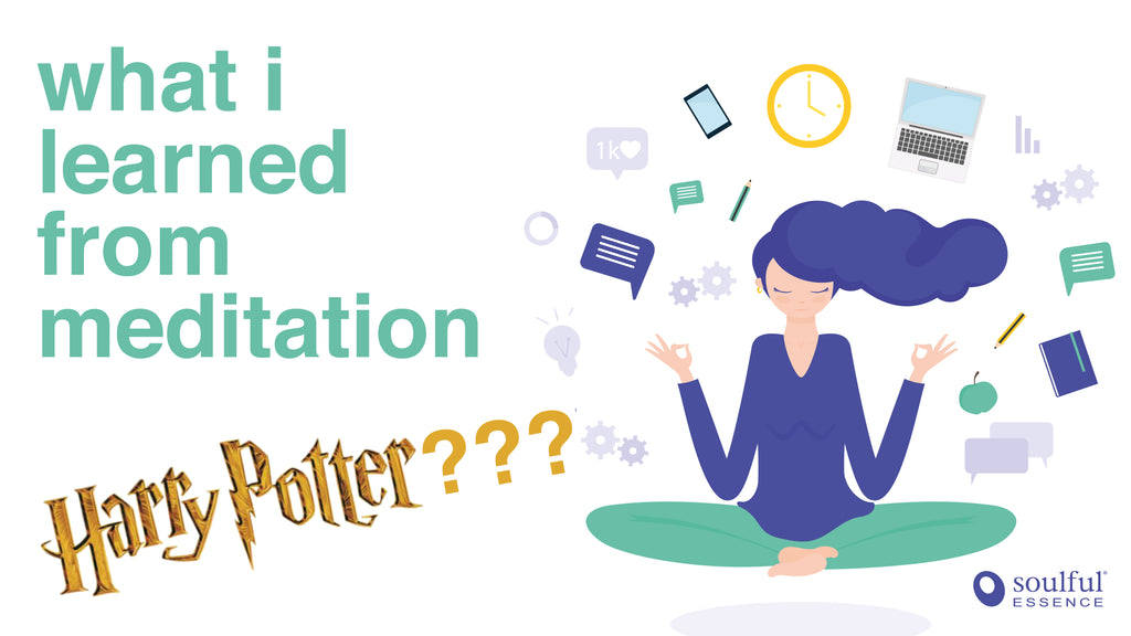 What do Harry Potter and Meditation Have in Common?