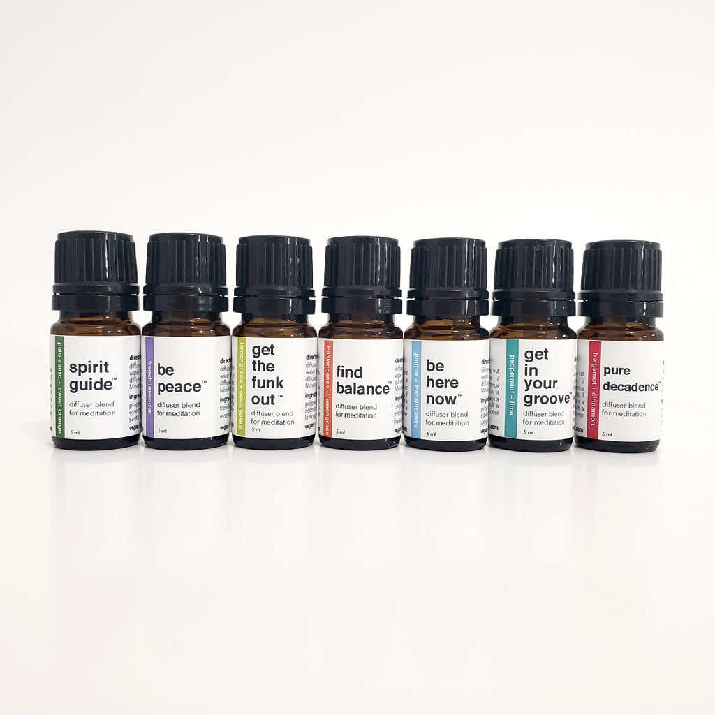 Essential Oil Mini 3-Pack