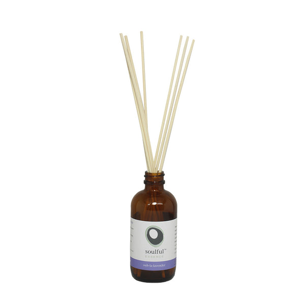 Be Peace | French Lavender Aromatherapy Reed Diffuser