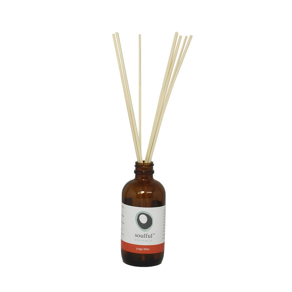 Find Balance | Frankincense + Lemongrass Aromatherapy Reed Diffuser
