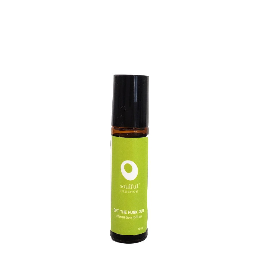 Get the Funk Out  |  Lemongrass + Eucalyptus Aromatherapy Roll-On