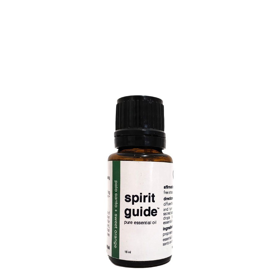 Spirit Guide  |  Palo Santo + Sweet Orange Essential Oil