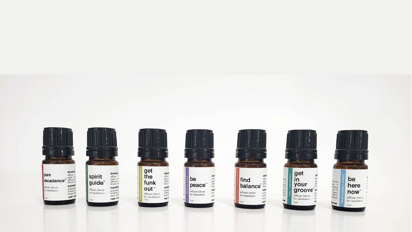 Aromatherapy for Mindfulness