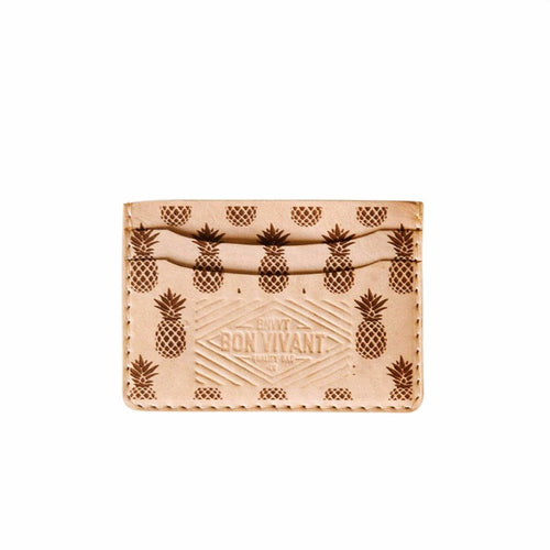 Staple Card Holder - Pina