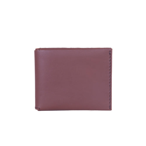 Staple Wallet - Dark Brown