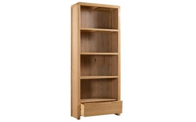 Picture of Curve Tall Bookcase