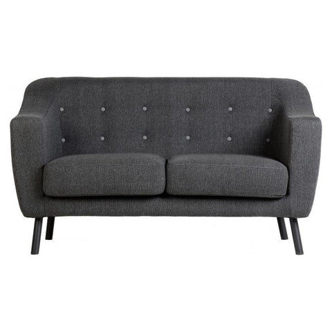Picture of Ashley - 2 Seater Chair - Dark Grey