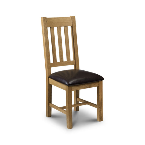 Picture of Astoria - Dining Chair - Oak