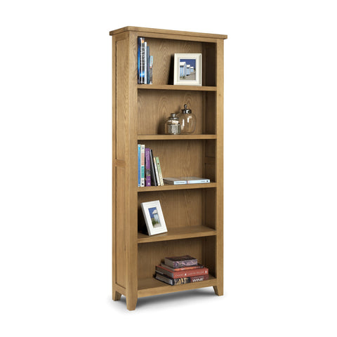 Picture of Astoria - Tall Bookcase - Oak