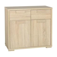 Cambourne - 2 Door 2 Drawer Sideboard - Sonoma Oak