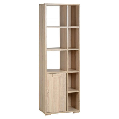 Picture of Cambourne - 1 Door Shelf Unit - Sonoma Oak