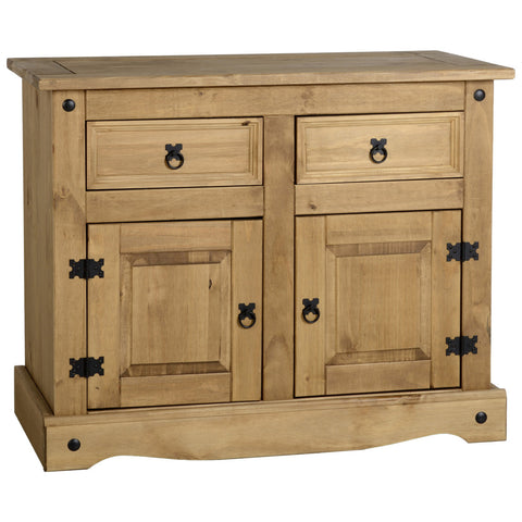 Picture of Corona - 2 Door 2 Drawer Sideboard - Pine