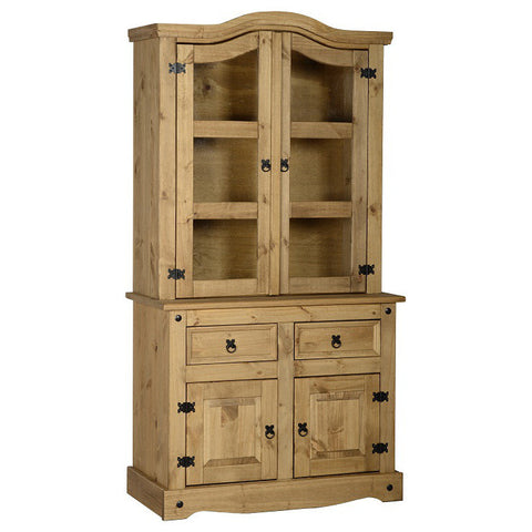Picture of Corona - 2 Door Buffet Hutch - Pine