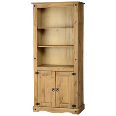 Corona - 2 Door Display Unit - Pine
