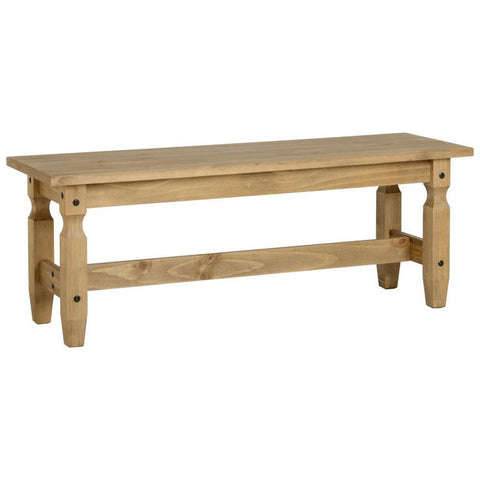 Picture of Corona - 4' Dining Bench - Pine