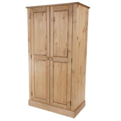 Cotswold - 2 Door Wardrobe - Pine