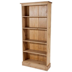 Cotswold - Tall Bookcase - Pine