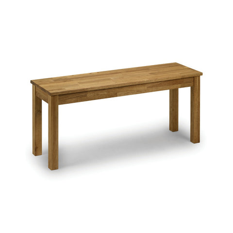 Picture of Coxmoor - Dining Bench - Oak