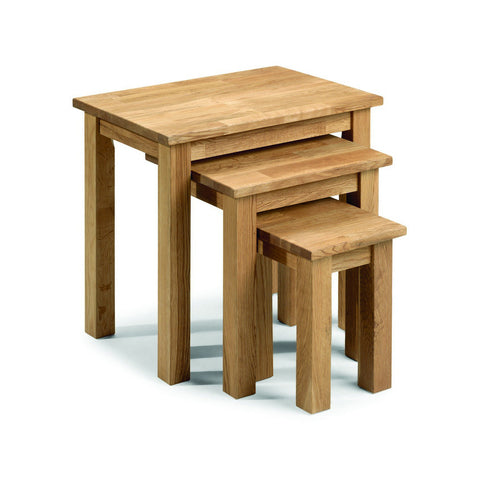 Picture of Coxmoor - Nest of Tables - Oak