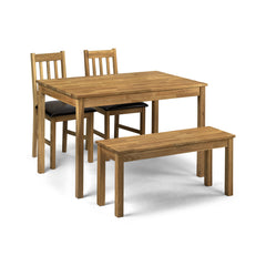 Coxmoor - Rectangular Dining Table Sets - Oak