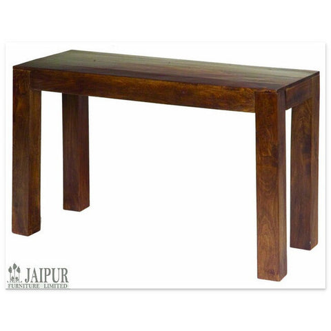 Picture of Dakota DCON - Console Table - Dark Mango