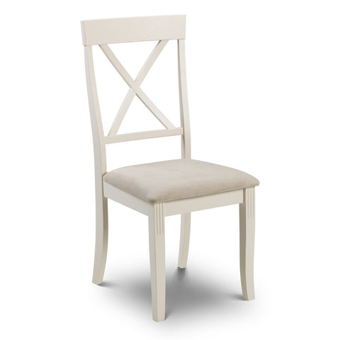 Picture of Davenport - Dining Chair - White