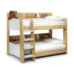Domino - Bunk Bed - Maple or White