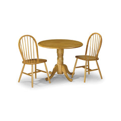 Dundee - Drop Leaf Dining Table and Chair Sets - Pine