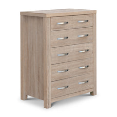 Hambleton - 4+2 Drawer Chest - Sonoma Oak
