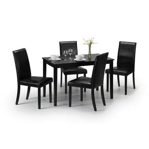 Picture of Hudson - Dining Table - Black