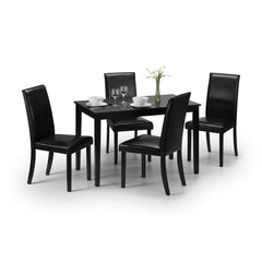 Hudson - Dining Table - Black