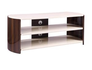 Picture of Jual JF901 - Milan TV Stand - Walnut/Cream