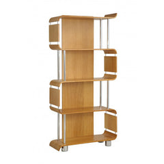 Jual BS201 - Bookshelf - Oak