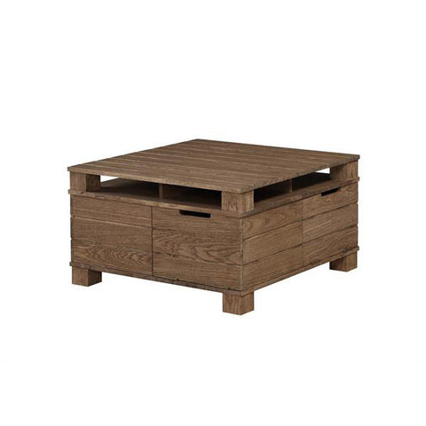 Picture of Jual SW202 - Coffee Table - Rustic Oak